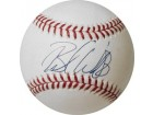 Brandon Webb signed Official Major League Baseball (2006 CY Young Winner)