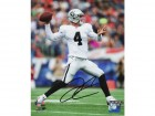 Derek Carr Oakland Raiders 8x10 Autographed Photo #319