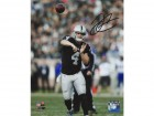 Derek Carr Oakland Raiders Autographed 16x20 Photo #1129