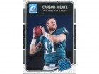 Carson Wentz Unsigned 2016 Panini Optic Rated Rookie Card