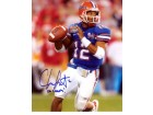 Chris Leak signed Florida Gators 8x10 Photo 06Champs