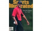 Tiger Woods Unsigned Sports Illustrated Magazine - April 21 1997