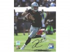 Derek Carr Oakland Raiders 8x10 Autographed Photo #318