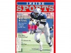 Ed Jones Dallas Cowboys Autographed/Signed Inside Sports November 1982