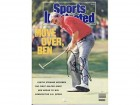 Curtis Strange Autographed/Signed Sports Illustrated June 26 1989
