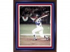 Hank Aaron Framed 16x20 Photo