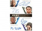 Ameer Abdullah, Devin Smith, Devin Funchess, Maxx Williams, Tevin Coleman, Jeremy Langford, David Cobb, Stefon Diggs Signed 2015 Panini Pen Pals Card