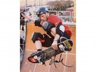 Tony Hawk Autographed / Signed Pro-Skateboarder Celebrity 8x10 Photo