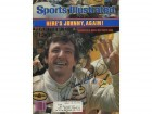 Johnny Rutherford Autographed Sports Illustrated 1980