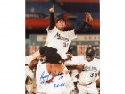 Ted Williams Autographed  Sports Illustrated Cover 8x10 (UDA)