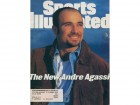 Andre Agassi March 13 1995 Sports Illustrated Magazine