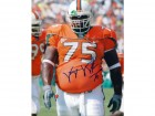 Vince Wilfork Autographed/Signed 8x10 Photo