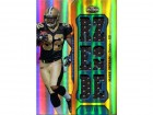 Mark Ingram Unsigned 2011 Topps Triple Threads Jersey Card
