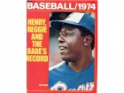 Hank Aaron Unsigned 1974 Baseball Magazine