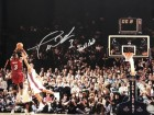 "Dwyane Wade ""Final Shot"" Autographed / Signed 16x20 Photo"
