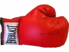 Leon Spinks Autographed Boxing Glove (JSA)