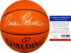 Oscar Robertson Autographed Indoor/Outdoor Hybrid Basketball
