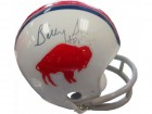 Billy Shaw Autographed Buffalo Bills Mini Helmet