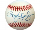 Roger Clemens Autographed Baseball