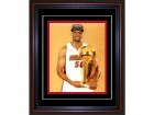 Joel Anthony Unsigned Framed 8x10 Photo