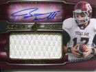 Ryan Tannehill Autographed 2012 Upper Deck SPx Rookie Jersey Card