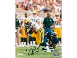 Antonio Freeman Autographed 8x10 Photo
