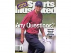 Tiger Woods Unsigned Sports Illustrated Magazine - June 26 2000