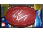 Peyton Manning Official Wilson NFL Game Signed Football