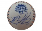 Matt Harvey Autographed 2013 All Star Game Signed Baseball Authentic JSA COA 2