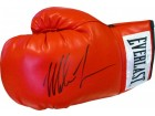 Mike Tyson Autographed Everlast Boxing Glove (JSA)