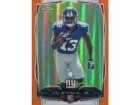 Odell Beckham Jr. Unsigned 2014 Topps Chrome Rookie Card
