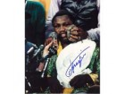 Joe Frazier Autographed Photo 8x10 #162