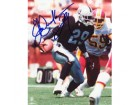 Eric Dickerson Oakland Raiders 8x10 #30 Autographed Photo