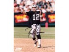 Rich Gannon Oakland Raiders 8x10 #104 Autographed Photo