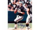 Rich Gannon Oakland Raiders 8x10 #203 Autographed Photo