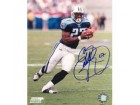 Eddie George Tennessee Titans 16x20 #1035 Autographed Photo