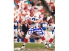 Jim Kelly Buffalo Bills 8x10 #136 Autographed Photo