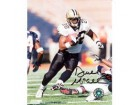 Deuce McAllister New Orleans Saints 8x10 #95 Autographed Photo
