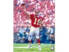 Joe Montana Autographed Photo Kansas City Chiefs 16x20 #1076