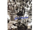 "Dave Wilcox 49ers 8x10 #308 Autographed Photo with Special Inscription ""HOF 2000"""