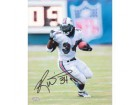 Ricky Williams Miami Dolphins 8x10 #21 Autographed Photo