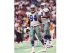 Charles Haley Dallas Cowboys 16x20 #1095 Autographed Photo