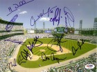 2005 Chicago White Sox Autographed 8x10 Photo Joe Crede, A.J. Pierzynski & 9 Others PSA/DNA #Q06606