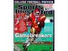 Reggie Bush signed USC Trojans Sports Illustrated 16x20 Photo