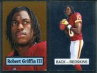 Robert Griffin III Unsigned 2012 Topps Rookie Card