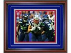 Rob Gronkowski Unsigned Framed Super Bowl XLIX 8x10 Photo