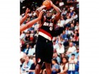 Shawn Kemp Autographed 8x10 Photo Trail Blazers PSA/DNA #S40644