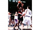 Shawn Kemp Autographed 8x10 Photo Trail Blazers PSA/DNA #S40648
