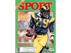 Eric Dickerson Autographed Magazine Cover Rams PSA/DNA #S43061