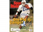 Eric Dickerson Autographed Magazine Cover Colts PSA/DNA #S43071